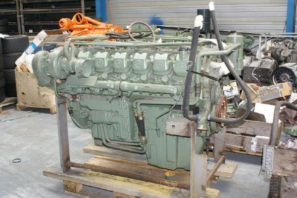 motor para MERCEDES-BENZ OM 424 A otros maquinaria de construcción