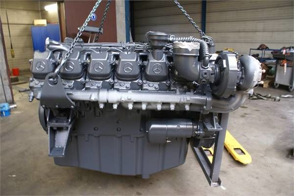 motor para MERCEDES-BENZ OM444A camión