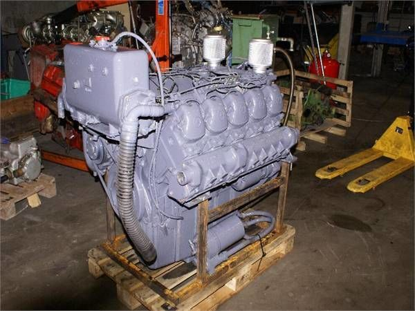 motor para MERCEDES-BENZ OM444LA otros maquinaria de construcción