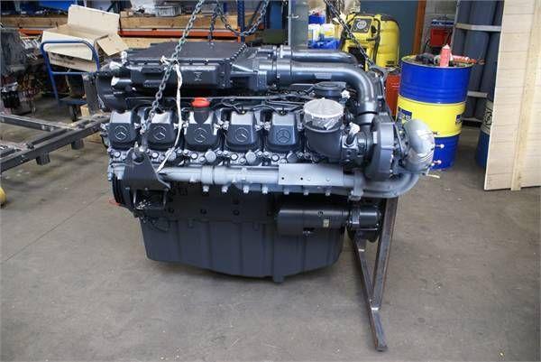 motor para MERCEDES-BENZ OM444LA camión