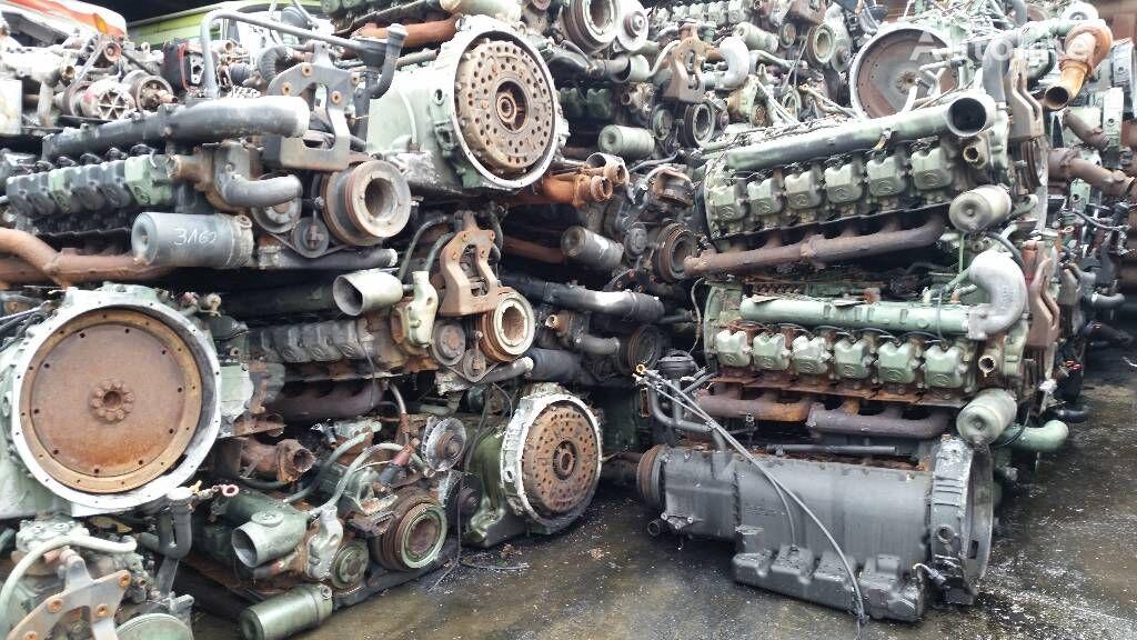 motor para MERCEDES-BENZ OM447 OM447LA camión