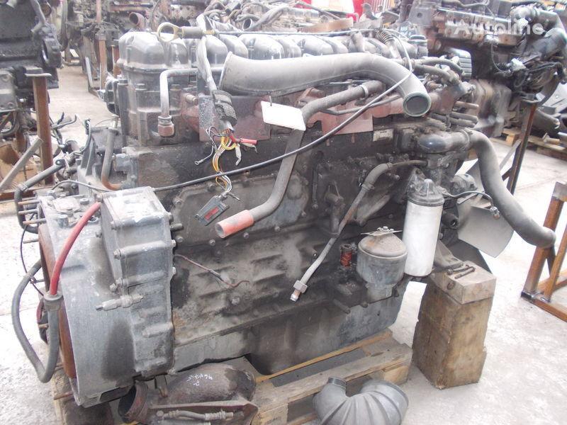 Scania DSC 12 02 motor para SCANIA 124 tractora