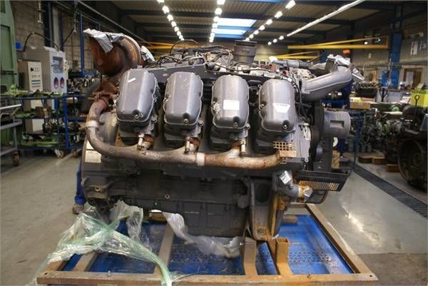 motor para SCANIA DC16 otros maquinaria de construcción