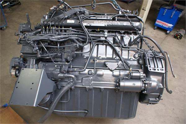 motor para SCANIA DC9.05 otros maquinaria de construcción