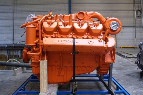 motor para SCANIA DI14 otros maquinaria de construcción