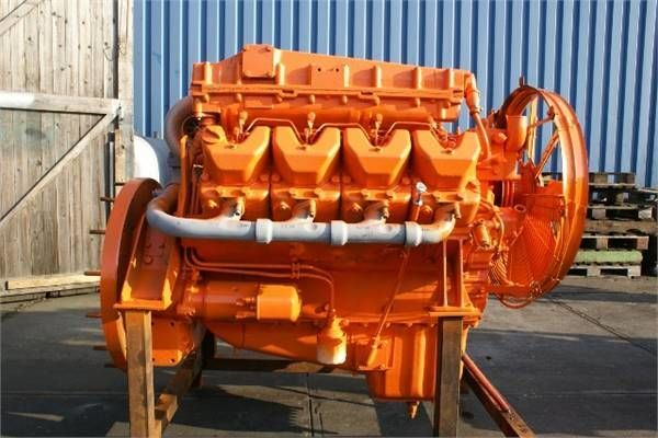 motor para SCANIA DSI 14 tractora
