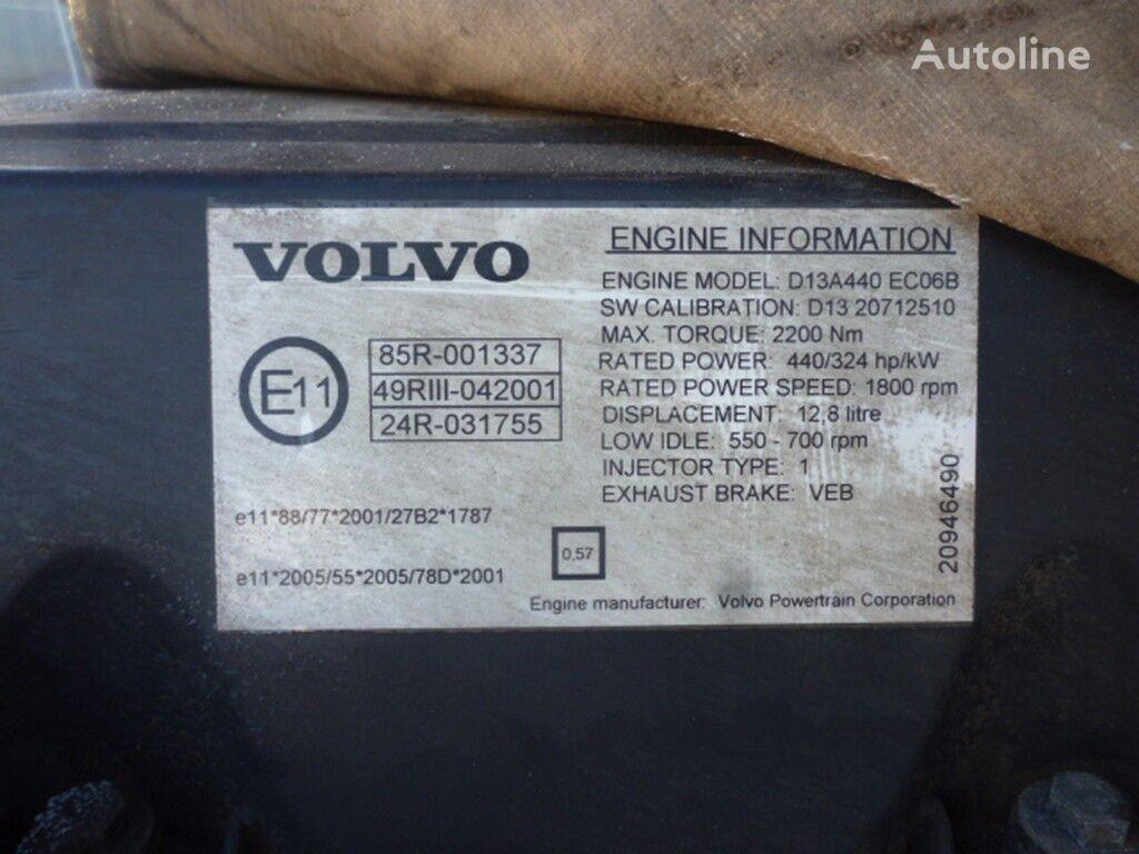 Volvo D13A440 ECO6B motor para VOLVO camión