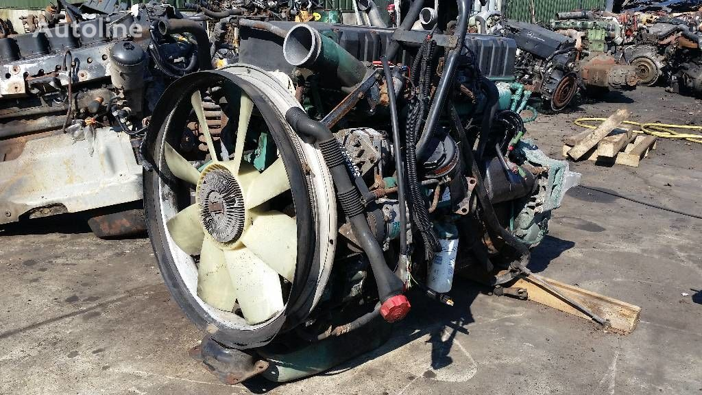 motor para VOLVO D12A380 185 EC96 camión