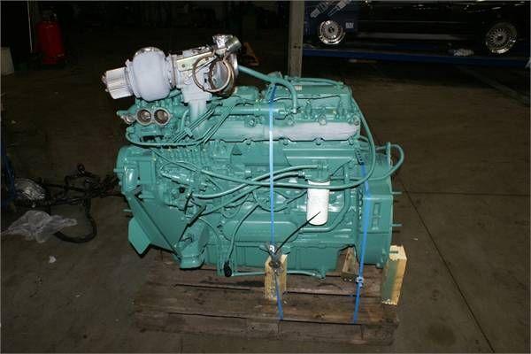 motor para VOLVO D7C otros maquinaria de construcción