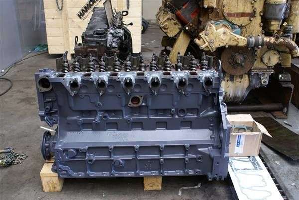 motor para VOLVO D7D LAE2 cargadora de ruedas