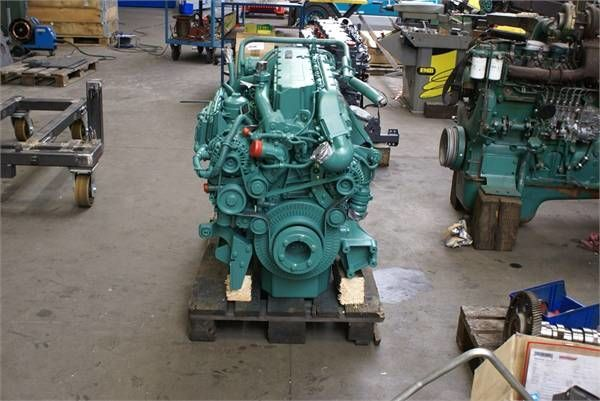 motor para VOLVO D7E otros maquinaria de construcción