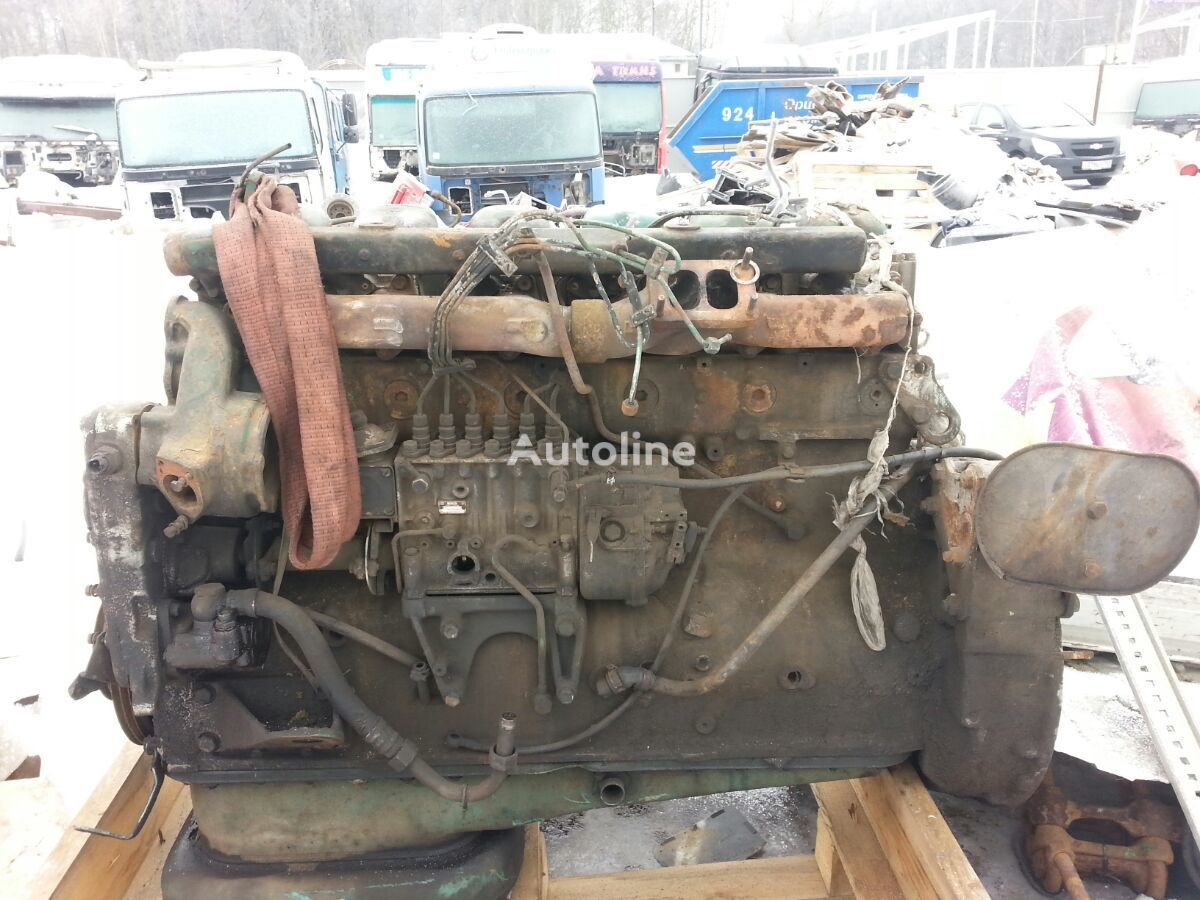 Volvo TD120F motor para VOLVO F12 tractora
