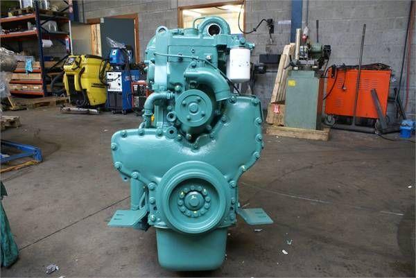 motor para VOLVO TD100G otros maquinaria de construcción