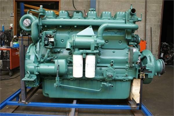 motor para VOLVO TD121C apisonadora