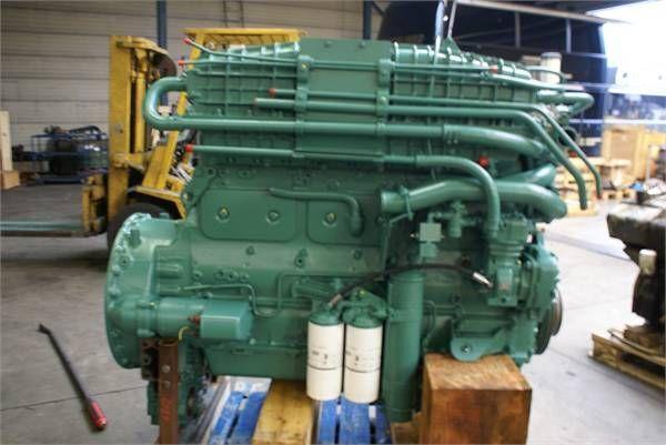 motor para VOLVO TD122KAE otros maquinaria de construcción