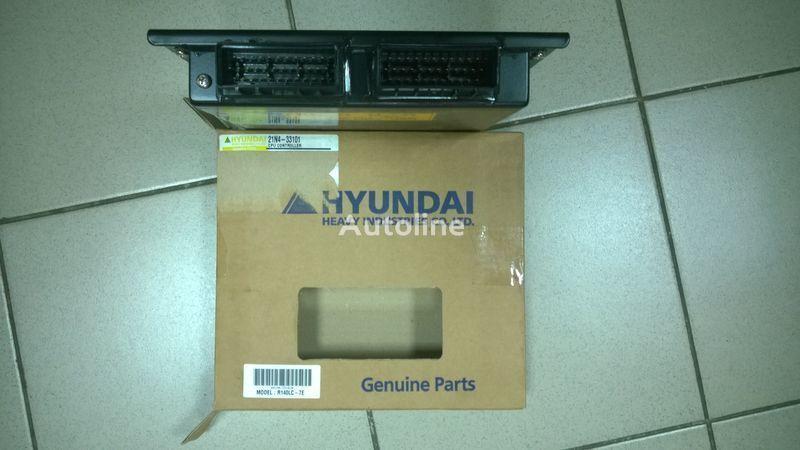 Hyundai 21N4-33101 CPU CONTROLLER ordenador de abordo para HYUNDAI  R140LC-7 excavadora nuevo