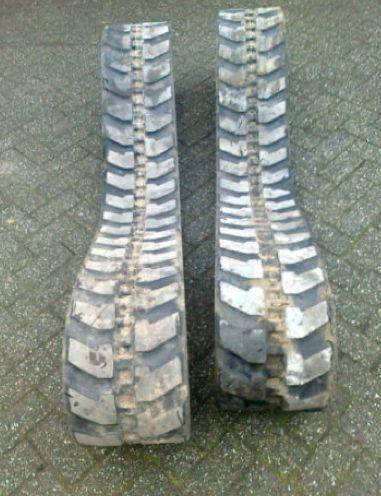brigstone B/U rezinovye oruga de caucho para mini excavadora