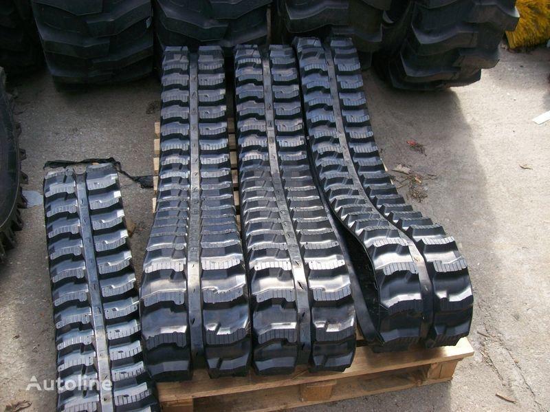 Gąsienica gumowa 230x72x43 oruga de caucho para NEUSON 1200, 1202, 1302, 1400RD, 1402 mini excavadora nueva