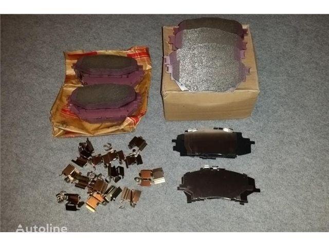 - BRAKE PADS - pastillas de freno para MITSUBISHI FUSO CANTER 2012 - KLOCKI HAMULCOWE camión nuevo