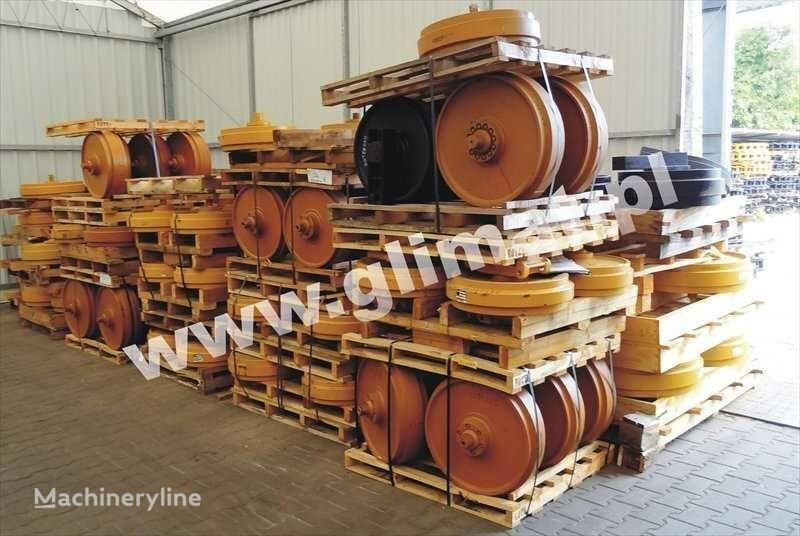 polea guía para / HANOMAG D600 / maquinaria de construcción nuevo