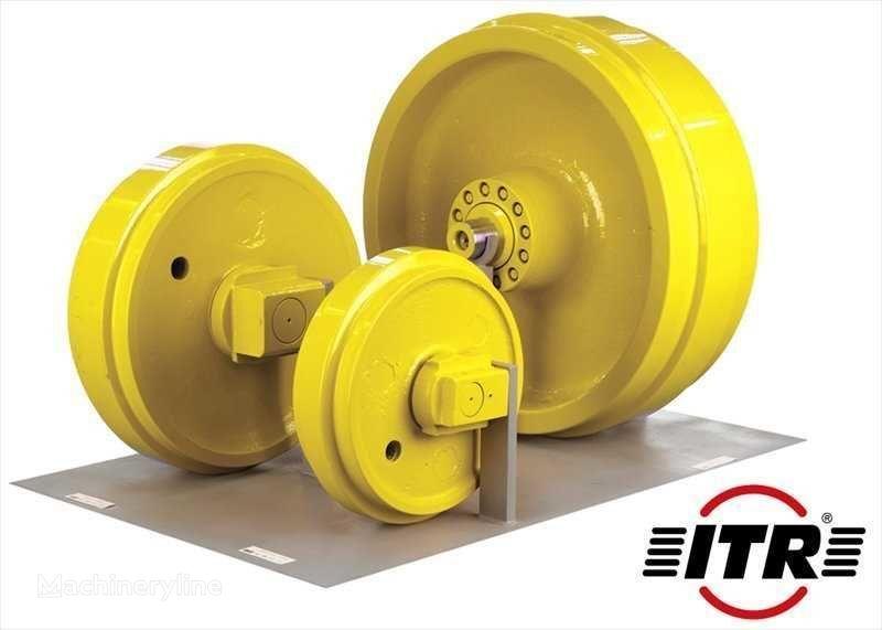 polea guía para / KOMATSU D41P / maquinaria de construcción nuevo