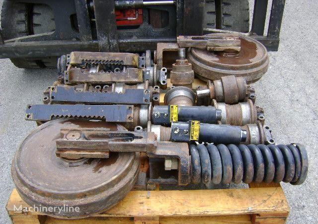 Idler Wheel polea guía para CATERPILLAR 312 excavadora