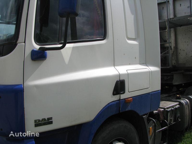 DAF CF puerta para DAF CF tractora