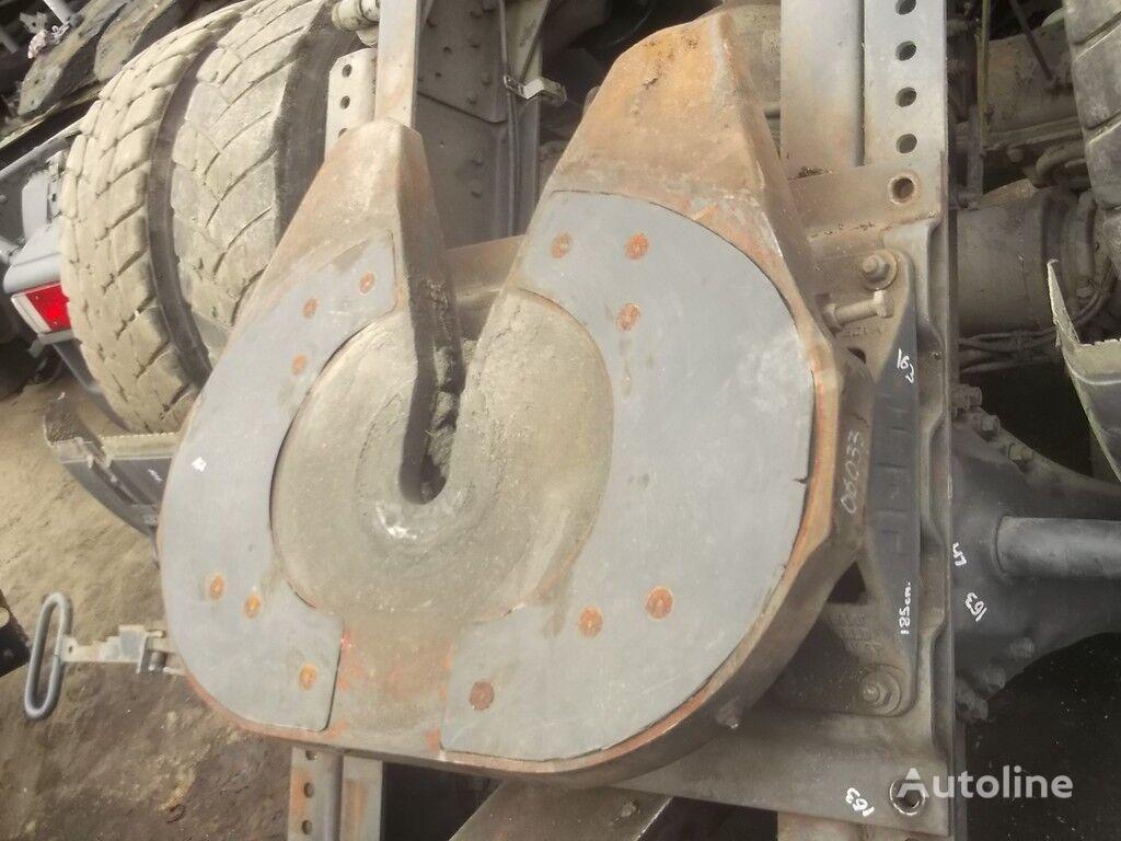 JOST V=185 quinta rueda para camión