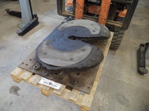 quinta rueda para DAF XF 105 tractora