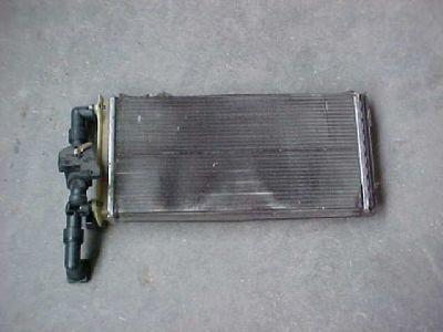 Kachelradiator radiador de calefacción para DAF Kachelradiator XF camión