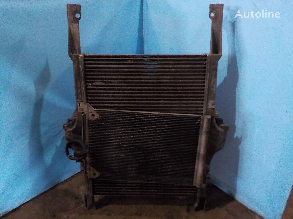 Interkuler Iveco radiador de refrigeración del motor para camión