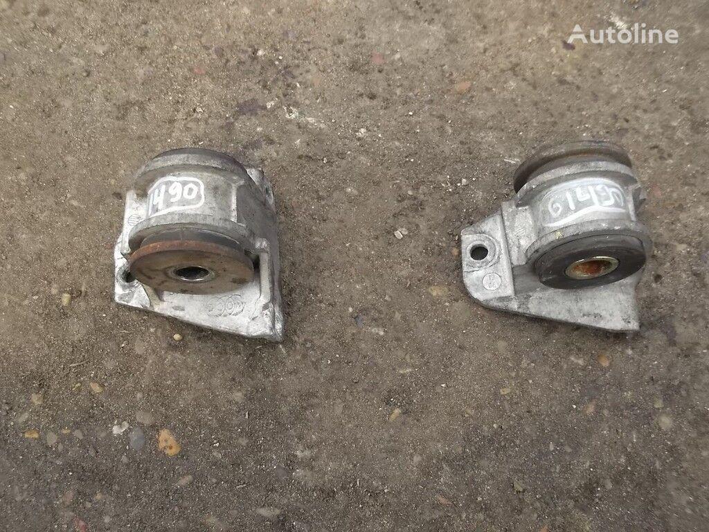 Podushka MAN radiador de refrigeración del motor para camión
