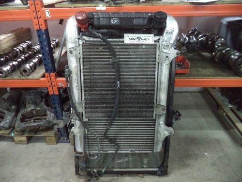 DAF radiador de refrigeración del motor para DAF XF 105 tractora