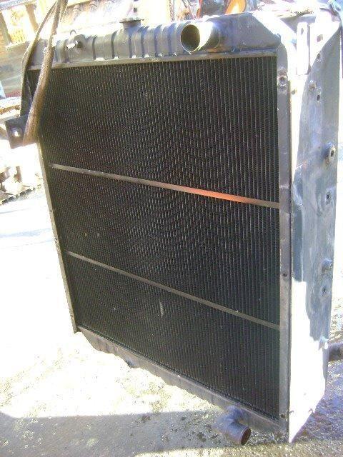 radiador de refrigeración del motor para FIAT-HITACHI excavadora