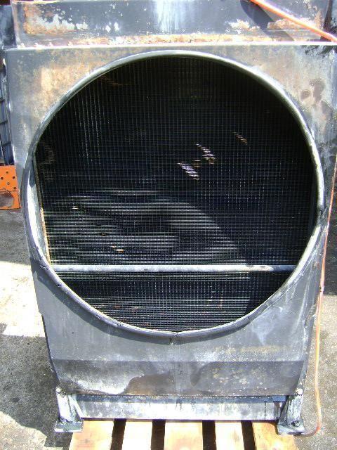 radiador de refrigeración del motor para FIAT Hitachi W 190 Evolution excavadora