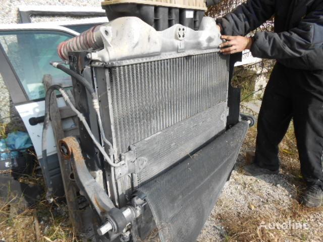 BEHRU radiador de refrigeración del motor para MAN TGA-TGX 480 tractora