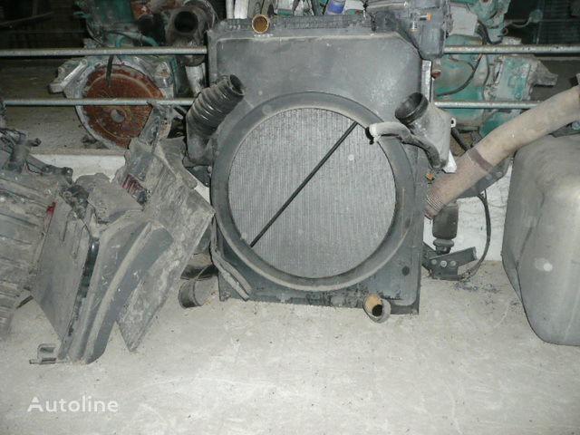 Kuehler Packett komplett radiador de refrigeración del motor para MERCEDES-BENZ 1841/44 2007 camión