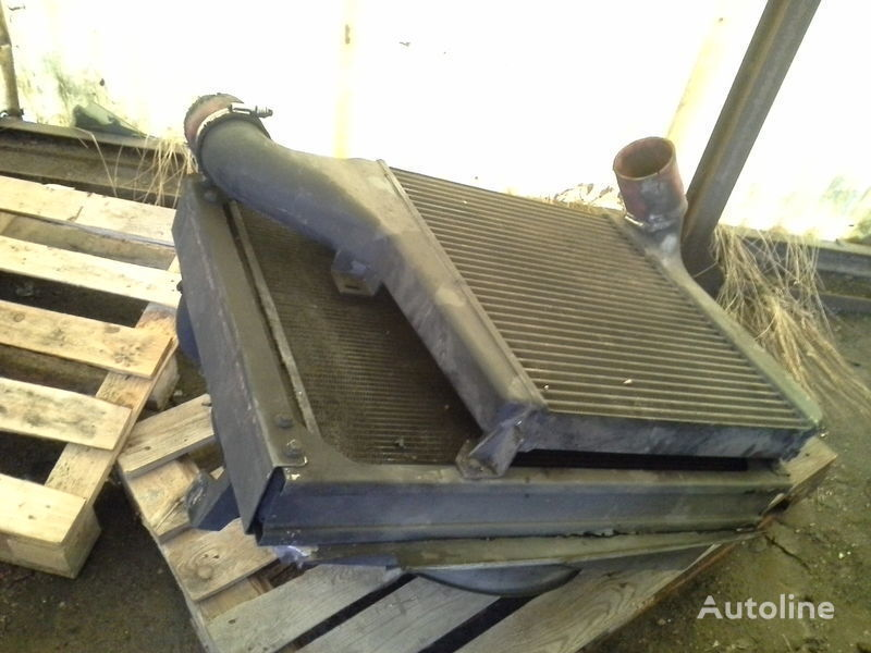 radiador de refrigeración del motor para SETRA autobús