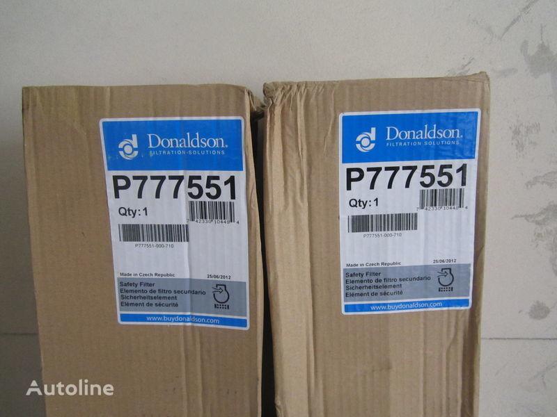 Nimechchina Filtr P 777551 recambios para camión nueva
