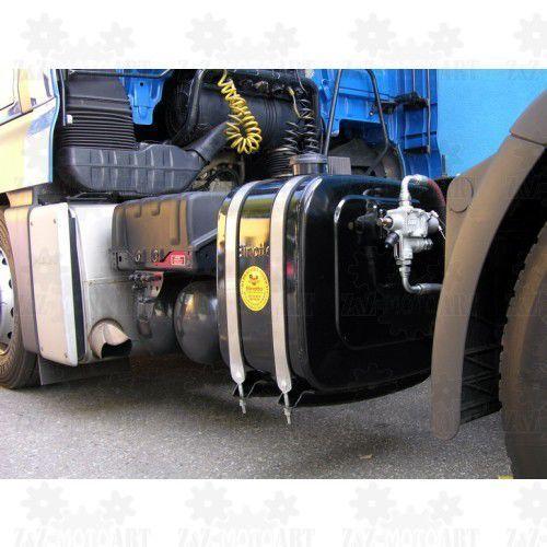 Komplekt gidravliki Avstriya na MAN/DAF/IVECO/RENAULT na korobku peredach ZF recambios para tractora nueva