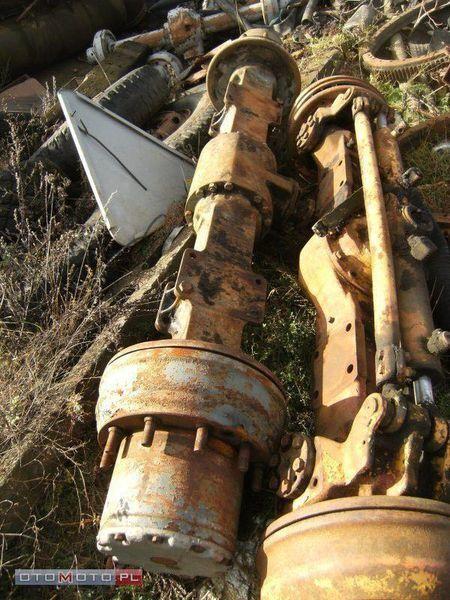 reduktor mosta(vklad v most) recambios para ATLAS excavadora