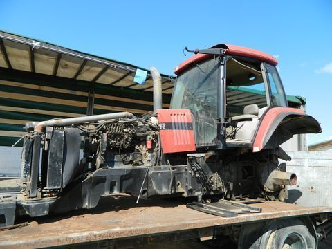 b/u zapchasti / used spare parts recambios para CASE IH MX 200 MAGNUM tractor