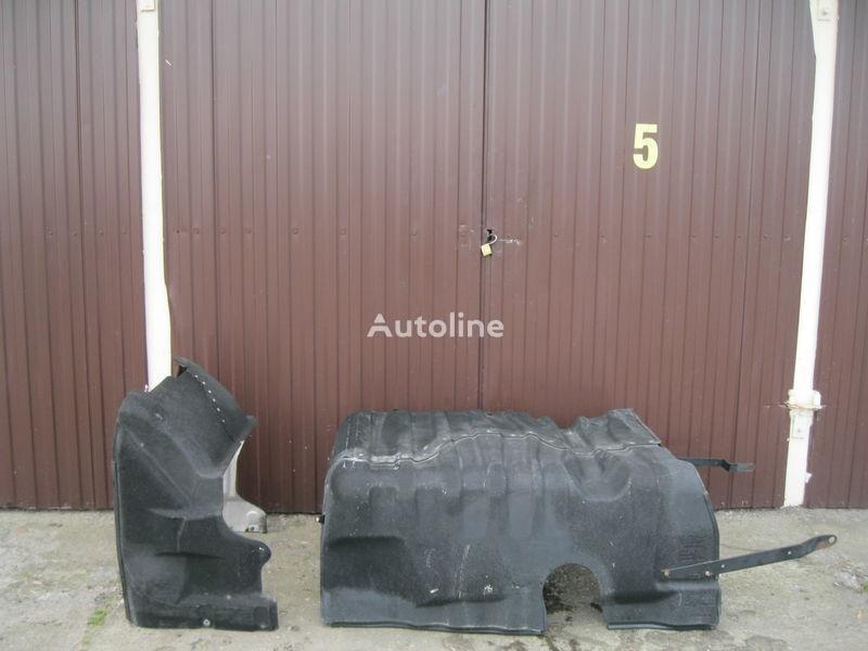WYGŁUSZENIE SILNIKA K0MPLET recambios para DAF XF 105 tractora