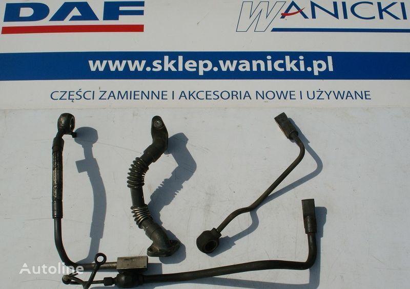 DAF PRZEWODY, RURKI KOMPRESORA recambios para DAF XF 95, XF 105, CF 65,75,85  tractora