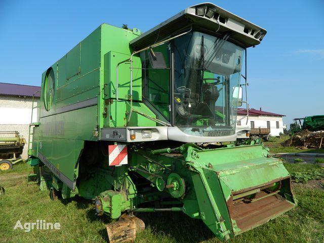 used spare parts/b/u zapchasti recambios para DEUTZ-FAHR TOPLINER 8XL cosechadora después del accidente
