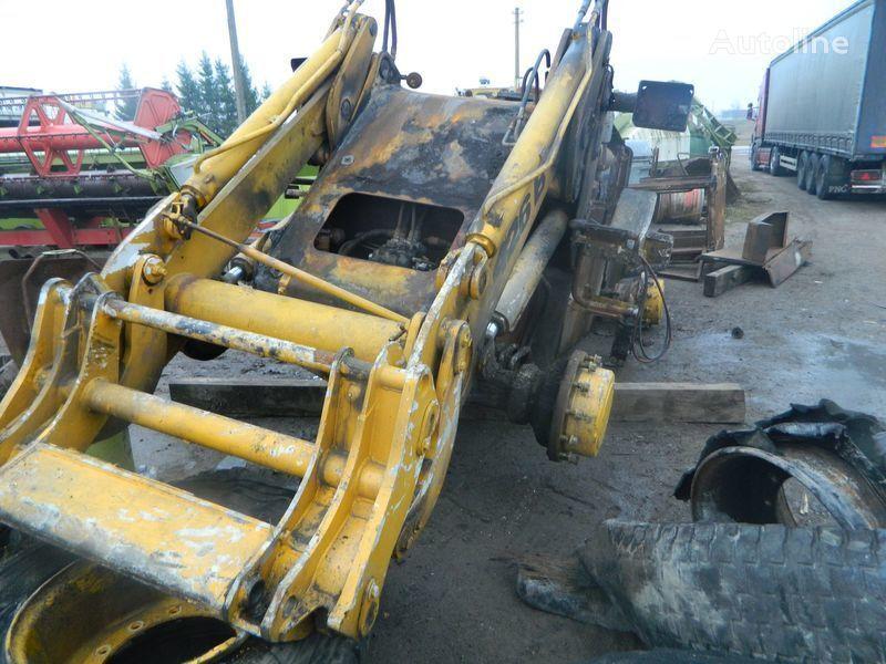 B/U ZAPChASTI/ used spare parts recambios para JCB 426 cargadora de ruedas después del accidente