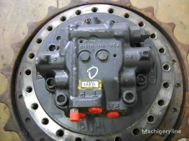 Traction Motor recambios para KOMATSU PC 340-7 excavadora