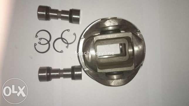 Obudowa, 2 kołyski, 8 miseczek, 2 łączniki krzyżaków, pierścienie recambios para KRAMER  312 SE SL 212; 412; 416; 512; 516 carretilla elevadora