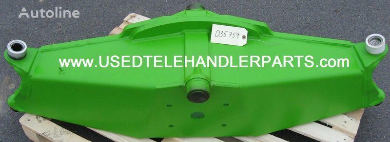 MERLO použité náhradní díly recambios para MERLO cargadora de ruedas