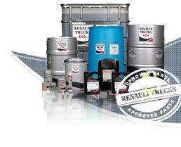 Sertificirovannoe originalnoe maslo ot Renault Trucks. recambios para RENAULT camión nueva